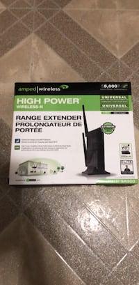 High power wifi range extender new 552 km