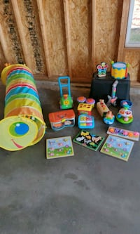 Toddler Toys. Everything pictured. Machesney Park, 61115
