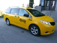 Toyota - Sienna - 2016 Taxi Calgary, T2E 1L7