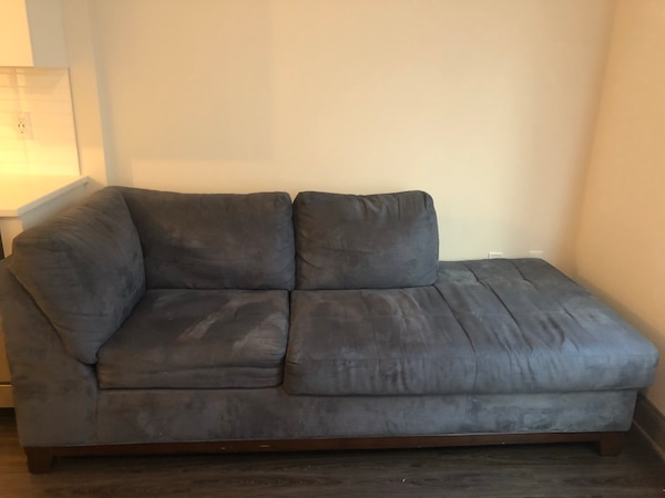FOR SALE: GENTLY USED SECTIONAL
