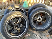 Tires AND rims 245's Springfield, 22150