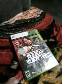 The Walking Dead Xbox 360 game case