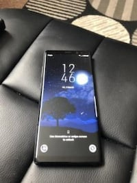 Samsung galaxy note 9 *Factory unlocked *like new *30 days warranty Springfield, 22150