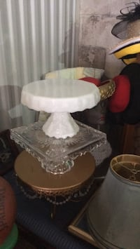 Cake stands 16 ea