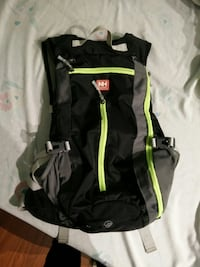 BLACK CYCLING BAG 15L New Westminster
