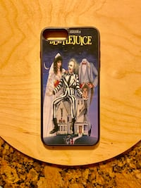 BRAND NEW! Beetlejuice IPhone 8Plus Rubber Case! Indianapolis, 46204