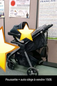 seat car and stroller