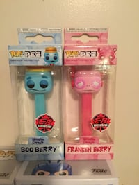 Funko Pop Frankenberry & Boo Berry Pez Dispensers  Cambridge, N1P 1A8