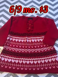 Girls 6-9 month winter bundle Woodbridge, 22192