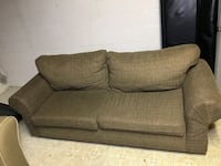 Earth Tone Color Couch Silver Spring, 20906