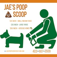 DOGGIE POO CLEANING Calgary