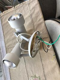 ceiling or wall light fixtures with 2 lamps Toronto, M6E 1W2