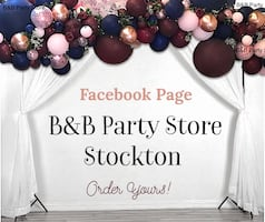 Balloon decorations - Balloon Garlands - Arches and everything else balloons