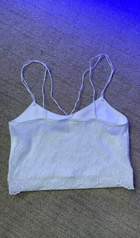 Lace crop top  Langley, V2Z 2R9