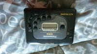 Walkman Panasonic XBS 5841 km