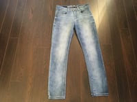 Girls size 12 Guess Jeans! used once  Milton, L9T 2R1