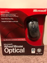Microsoft Wheel Mouse Optical  布埃納帕克, 90620