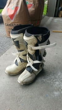 Thor moto boots Bowmanville