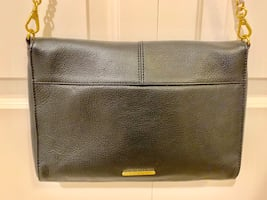 Genuine Leather Cross Body - LIKE NEW