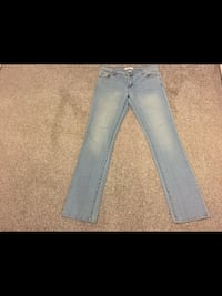 Ladies size 8 Jeans, used once  Milton, L9T 2R1