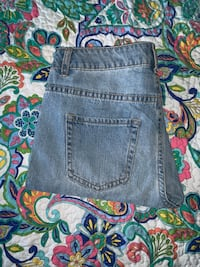 Forever 21 Women's denim pants size 0(W24) New York, 10469