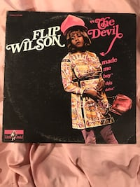Flip wilson the devil box Pasadena, 21122