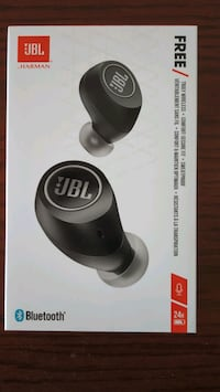 JBL true wireless earbuds