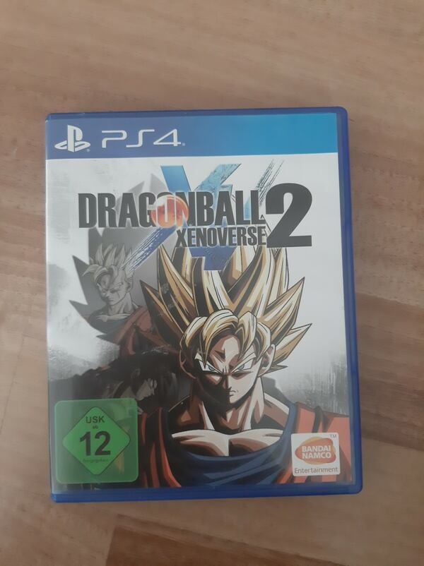 Dragonball xenoverse 2 ps4 0