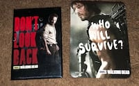 The walking Dead magnets Daryl Dixon and rick grimes  Longwood, 32750