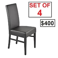 AJ - Brand New Bora Parsons Chair Set Of 4 Mississauga