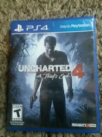 Uncharted 4 (PS4) San Antonio, 78233