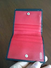 pink and blue leather wallet Dale City, 22193
