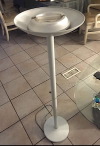 White floor lamp  Rosemead, 91770