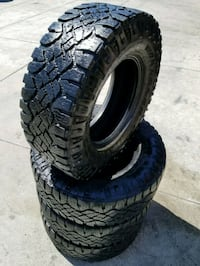 GOODYEAR AT LT 285-70-17 TIRE SET El Cajon, 92021