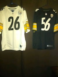 white and black NFL jersey El Paso, 79915