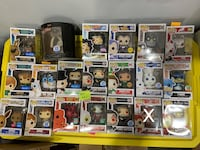Funko Pop! Lots for sale! MLB NBA Ad Icon Gameverse Iron Man Star Wars