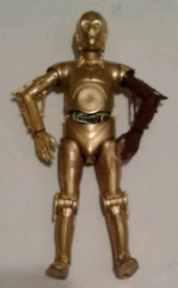 Star Wars The Black Series C-3PO Action Figure Port Coquitlam, V3B 7G7