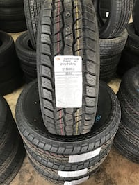 4 brand new tires 265/75/16 A/T  Hoover, 35216
