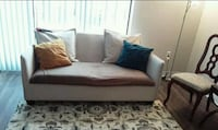 2 seats Sofa and chairs Alexandria, 22311