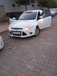 2012 Ford Focus 1.6 TDCI 115PS HB STYLE