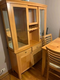 Dining Room Cabinet - let's make a deal Berwyn, 60402