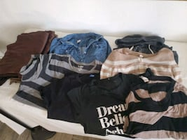 Free mainly women's tops