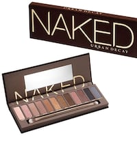 Naked decay naked 12 color eyelash color Mississauga, L5A 2A4
