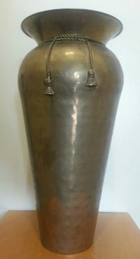 Hand Crafted Brass Vase  Mississauga, L5N 2X2