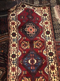"Wool Handwoven Afghani Rug 119"" x 33"" Minneapolis, 55418"