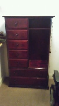 Clothing armoire 7drawers Norfolk, 23505