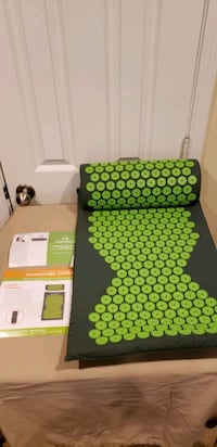 Supportiback Acupuncture  mat and pillow