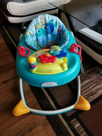 Baby Einstein baby sea and explore walker
