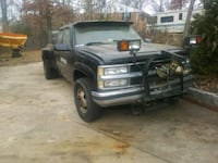 Black Chevy K3500 36 mi
