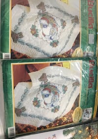 white and green floral textile Chowchilla, 93610